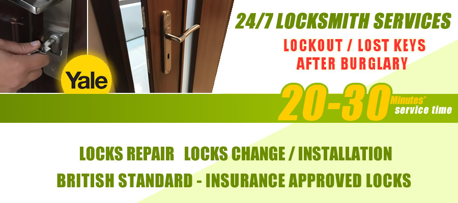 Streatham Park locksmith services